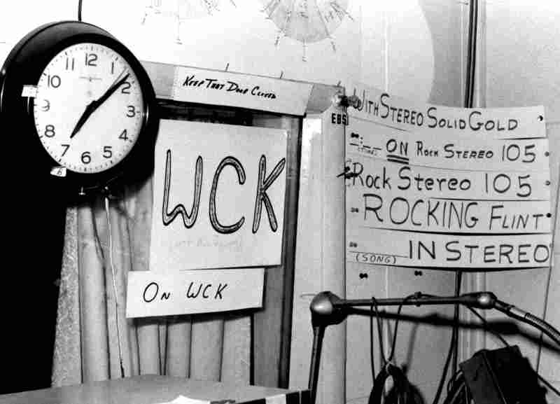 WWCK-FM Radio Flint, Michigan